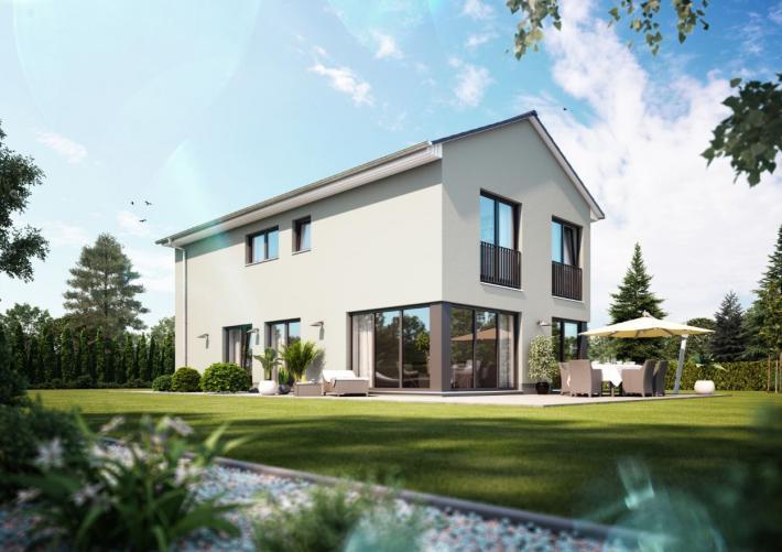 Zweigeschossiges Einfamilienhaus - Calvus 260 - Heinz von Heiden