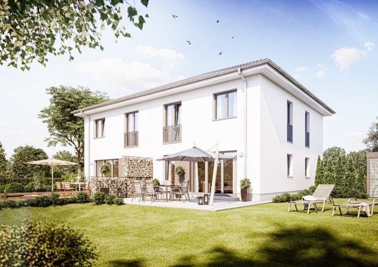 Heinz von Heiden - Doppelhaus