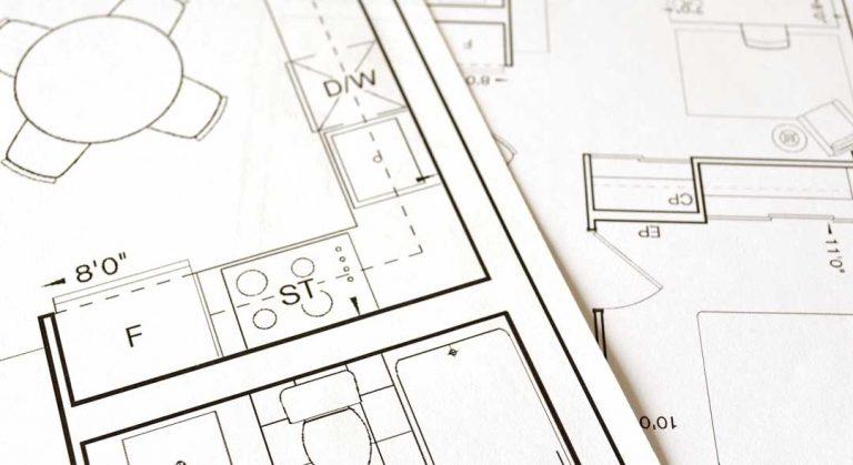 Immobilienbewertung - Grundriss