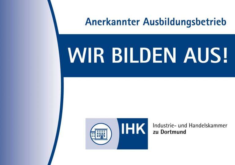 IHK Ausbildungsbetrieb - Dieckmann Immobilien GmbH