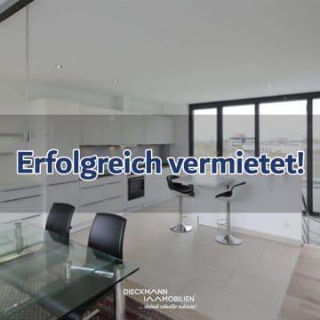 Exklusive Maisonettenwohnung mit einem wunderschönen Ausblick über die Dächer Dortmunds, 44135 Dortmund, Maisonettewohnung
