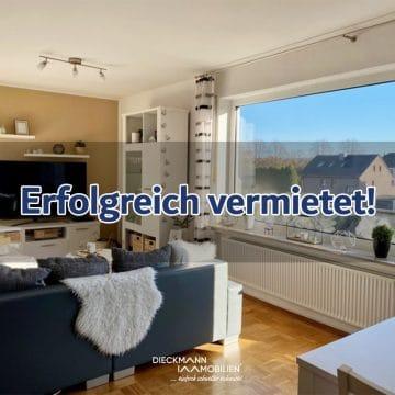 Gemütliche 2-Zimmer-Wohnung mit Balkon in schöner Lage von Schwerte-Westhofen, 58239 Schwerte, Etagenwohnung